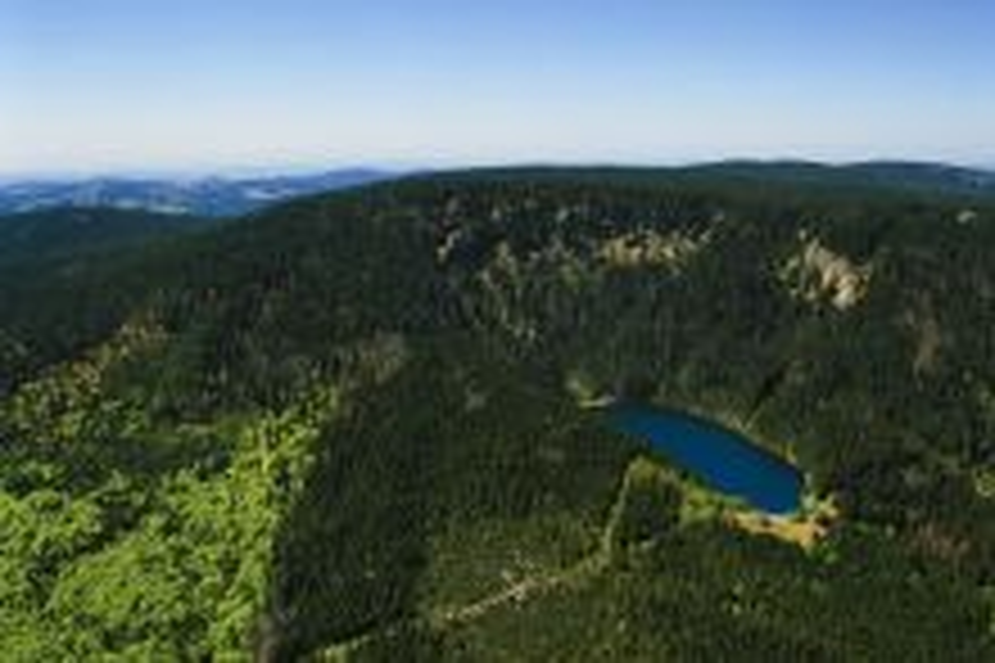 Plechý a Plešné jezero, foto: Archiv Vydavatelství MCU s.r.o.